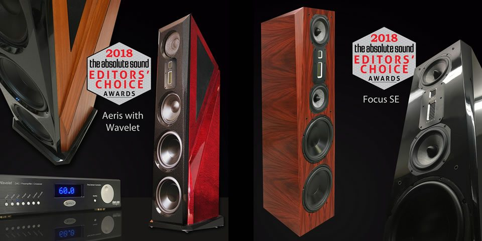 Discover Legacy Audio Stereo Loudspeakers